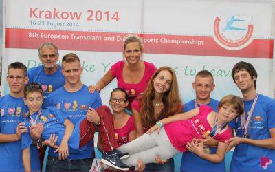 Szervátültetettek és Művesekezeltek Európa Bajnoksága 2014.