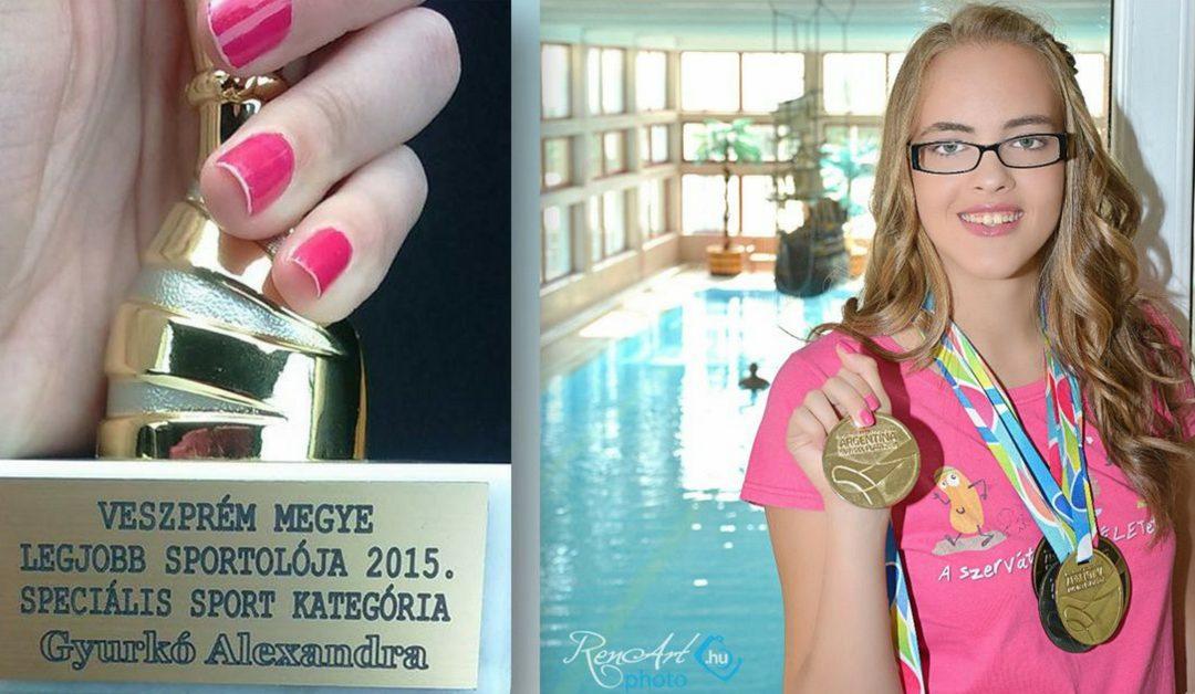 Veszprém megye és Veszprém város legjobb sportolói között