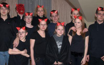 Trappancs Tini Trénig – Farsangi Kiadás