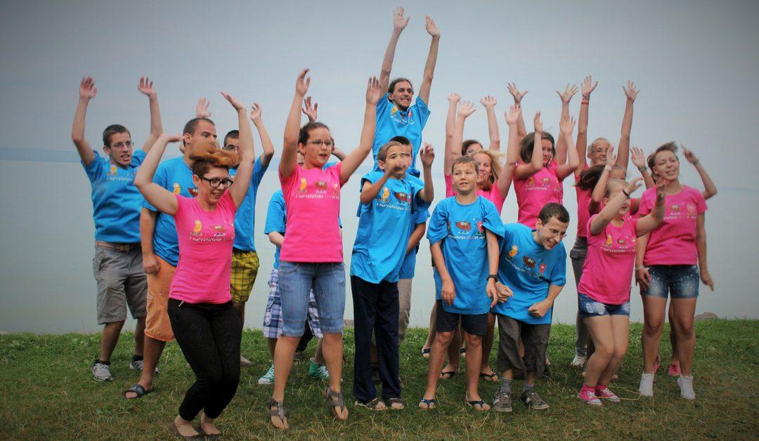 Transzplantált Tini Tábor 2013