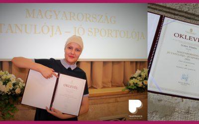 Magyarország jó tanulója – jó sportolója 2016.