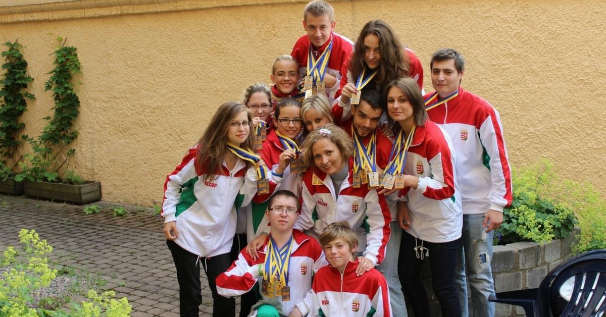 Szervátültetettek Világbajnoksága 2011.