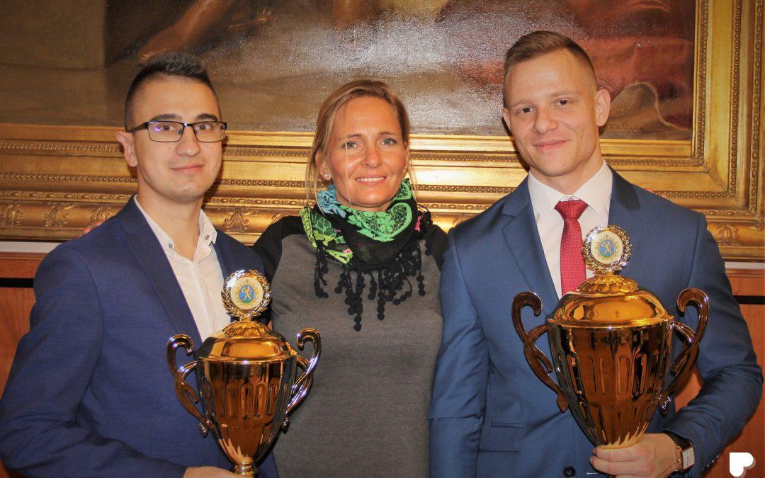 Szervátültetett sportolók Pest megye legjobb speciális sportolói 2017-ben