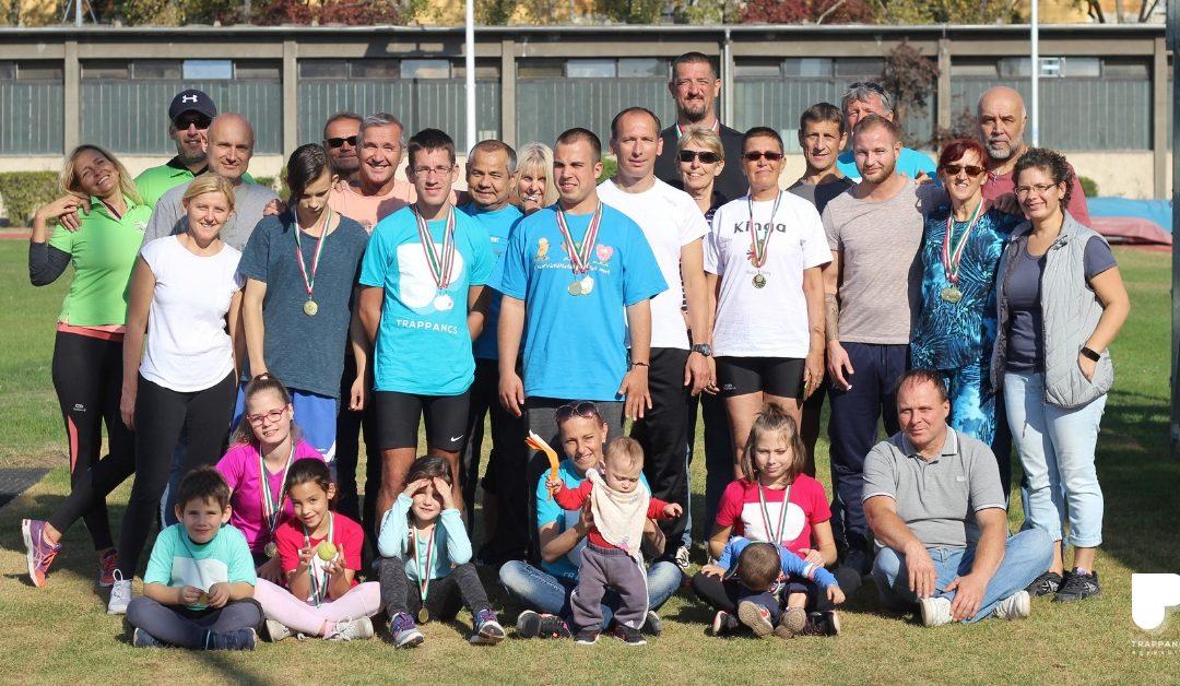Szervátültetettek Országos Atlétika Bajnoksága 2018.